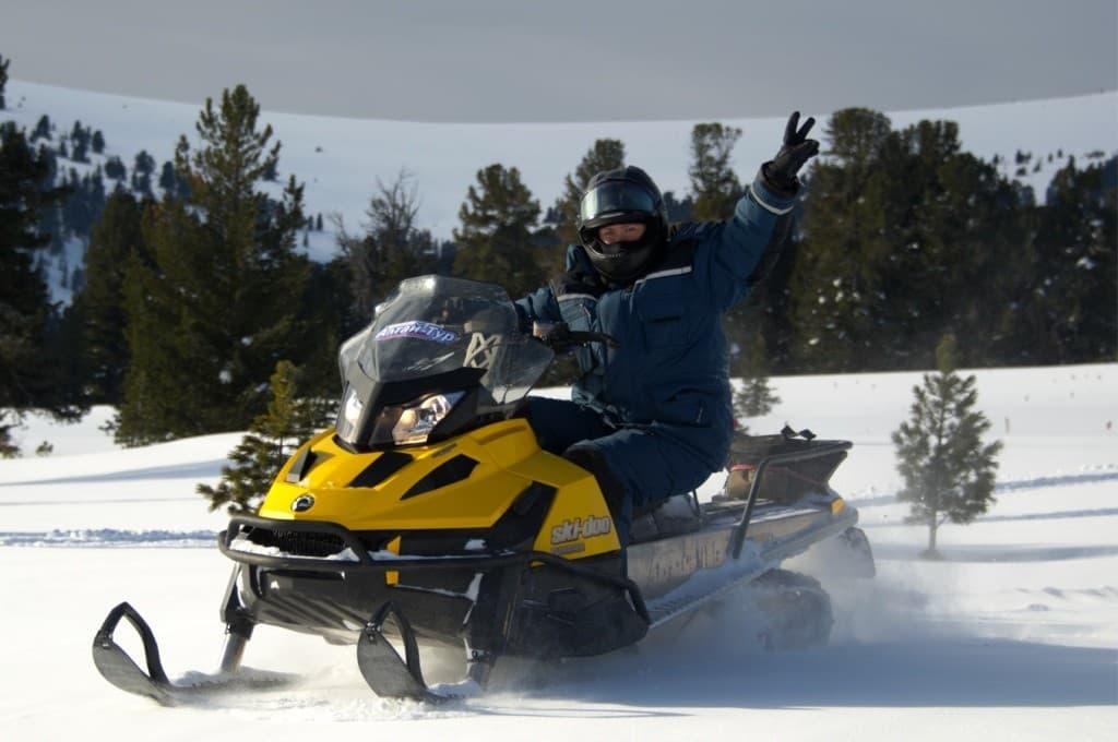 BRP Ski-Doo TUNDRA LT 600 ACE, 2013 г.