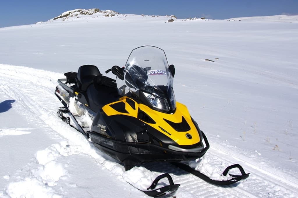 Снегоход Ski-Doo Skandic WT 900 ACE 2015
